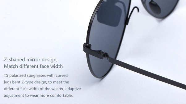 3a4e504a6e9a Well Trust Me Once You'll Use This, You'll Forget Every other Sunglasses -  Xiaomi Mi Polarized Pilot Sunglasses