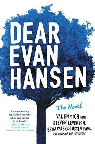 Where can you find Dear Evan Hansen online? - Quora
