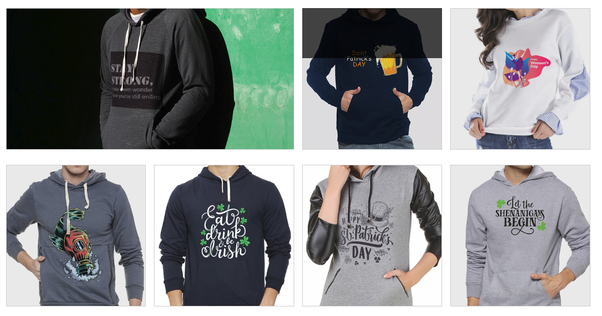 What is the best place to buy a custom hoodie? - Quora