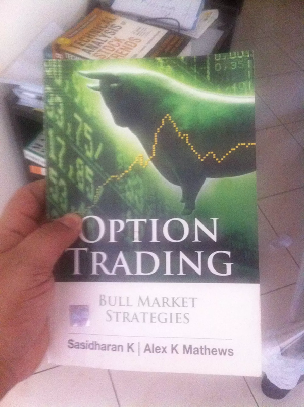 Options trading bookscanadain author
