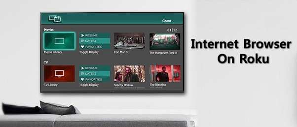 How to get an Internet browser on Roku - Quora