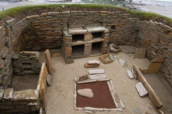 Stone Age Settlement Located In The Orkneys Just North Of Scottish Mainland It Provides A Fine Example One Particular Set Methods And Style