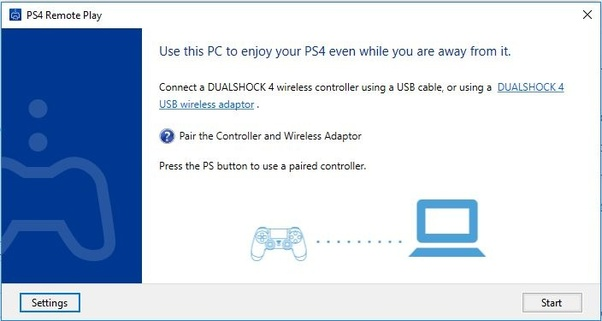 Can I play a PS4 game with a PC USB controller? - Quora