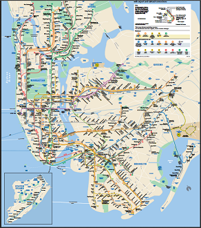 Ny C Subway Map Pdf.Where Can I Download A Pdf Map For The Nyc Subway Quora