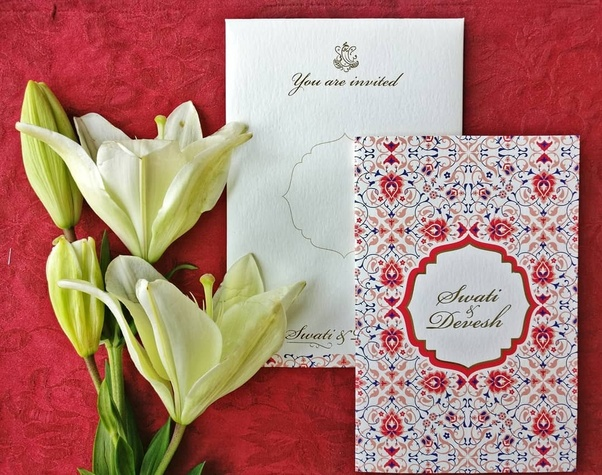 How Early Should You Send Wedding Invitations?