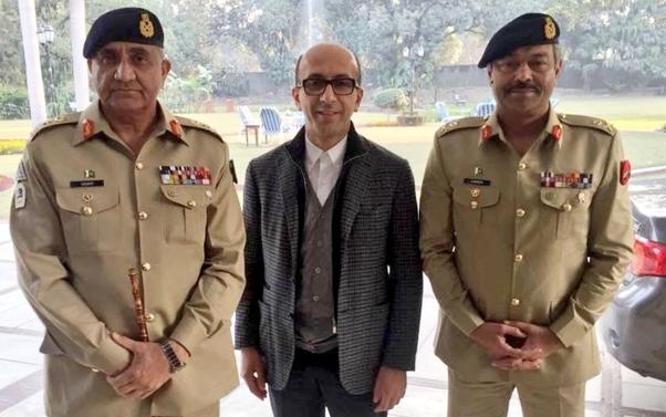 Why did the spokesman of the Pakistan Army praise Deepika Padukone ...