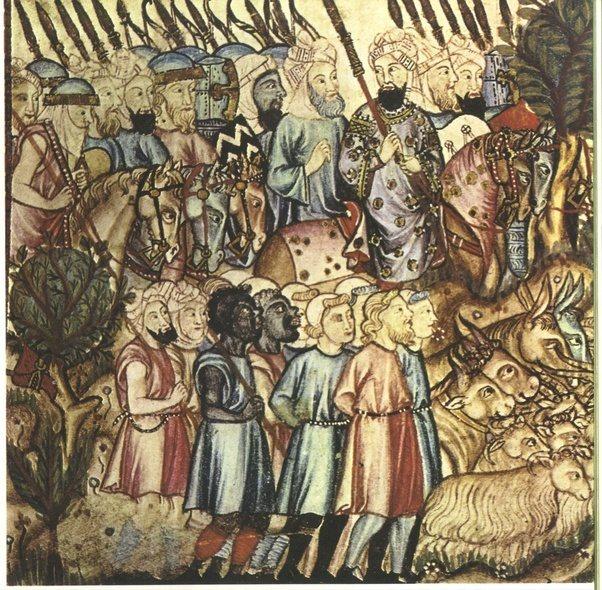 Moorish Jigsaw Puzzles : Journey of the Moors – 13Words13Books