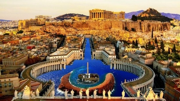 which are the best places in greece to visit in november. Black Bedroom Furniture Sets. Home Design Ideas