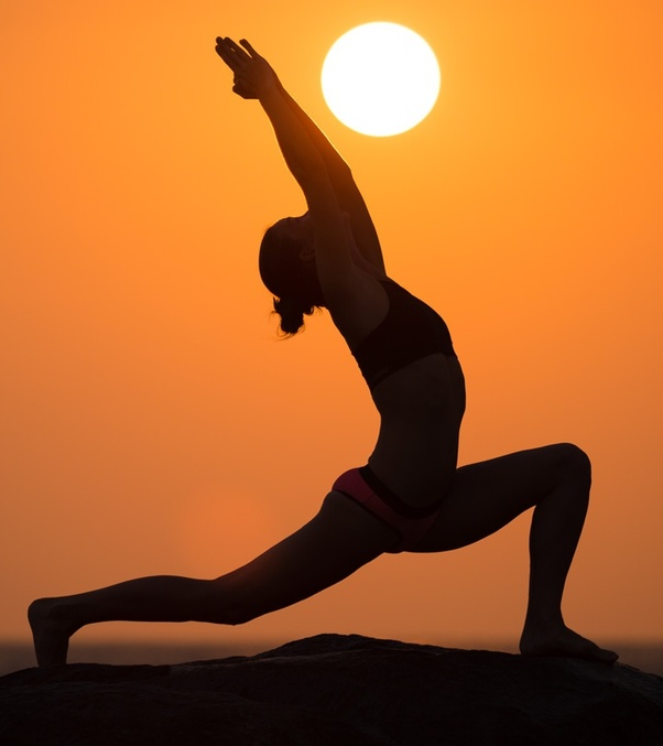 how much weight loss with yoga