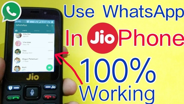 Play store download app jio phone old version | Jio Phone Whatsapp