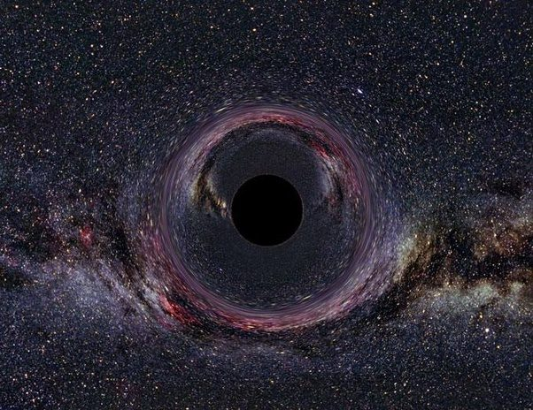 black holes how formed - photo #14