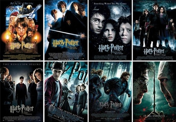 what is best hollywood movie series to watch quora
