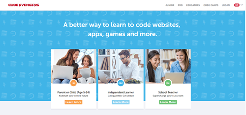 What are some websites similar to coursera quora what is unique about code avengers is that it offers tailored courses for kids independent learners and educators code avengers jrroduces a gamified fandeluxe Gallery