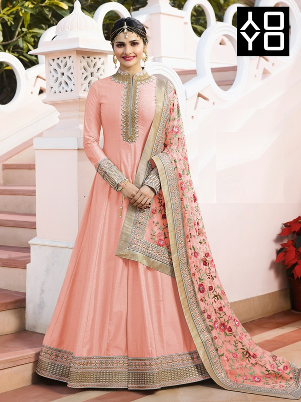 2fa053cacca Buy now Anarkali dress Online in India only on YOYO Fashion. Free Shipping  in India. Easy Payment option.
