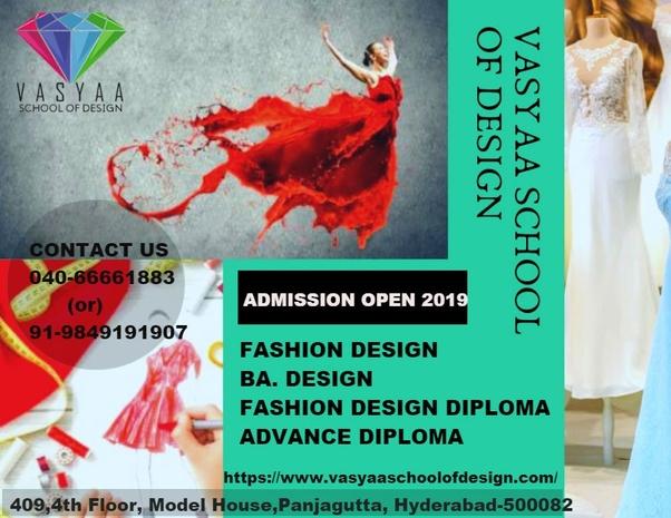 Fashion Designing Teaching Jobs In Hyderabad School Style