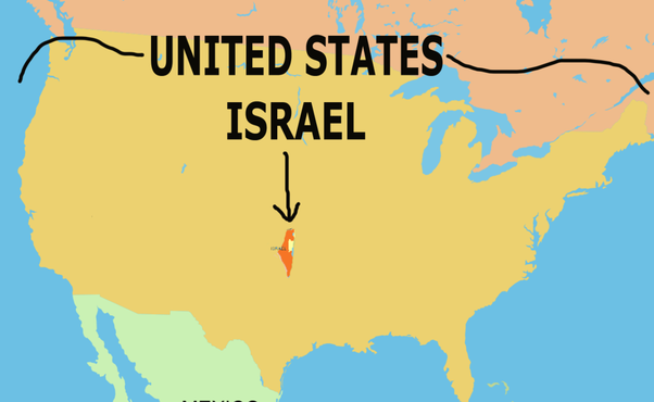 Israel Size: How Well Trained Is The Israeli Army Compared With That Of