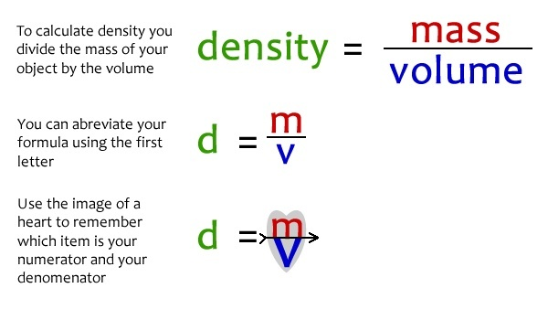 Is Volume Inversely Proportional To Density Quora