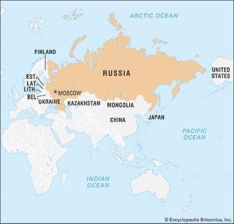 Area Wise What Is The Smallest And The Largest State Quora - Smallest ocean in the world