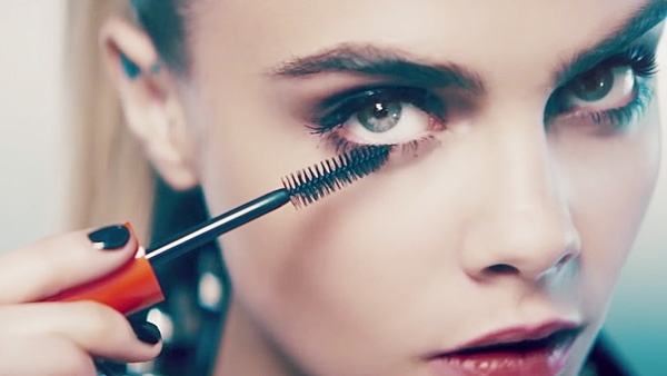 5a0fbff9e92 Cara Delevingne's Rimmel Mascara Ad Was Pulled in the U.K. for