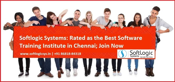 What is the best software training institute at Chennai? - Quora