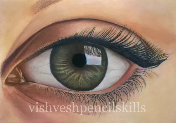 what are some famous artists who draw eyes in pencil quora