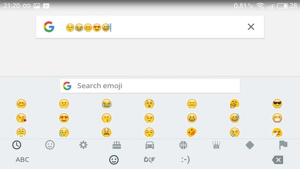 How to see iPhone emojis on Android - Quora
