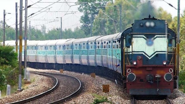 What is the meaning of CNF/0 in the Indian Railway