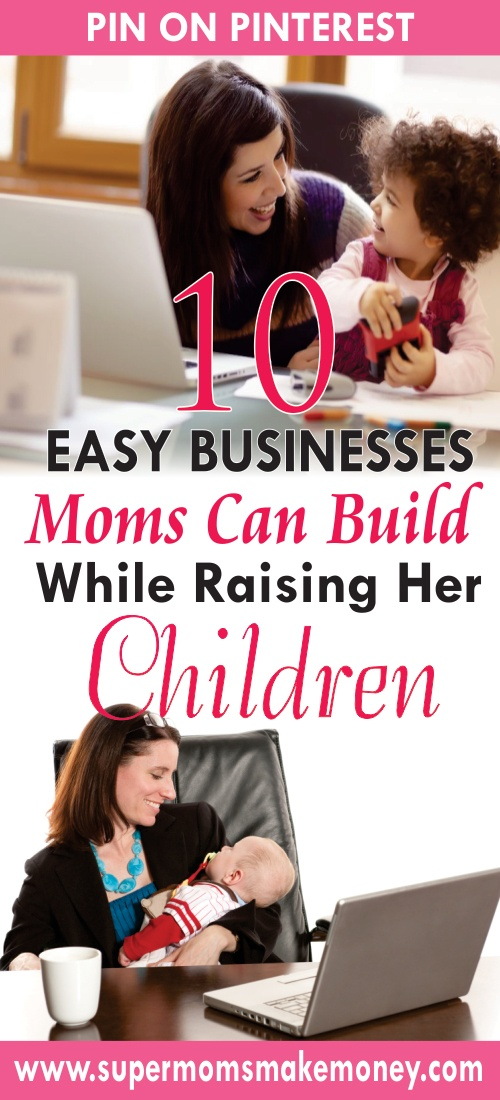 Home Based Business Ideas For A Stay At