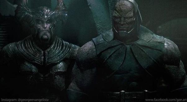 Darkseid Steppenwolf
