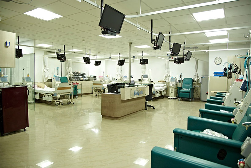 how to start a dialysis center in india