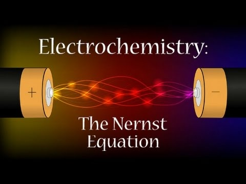 Electrochemistry: What is the significance of the Nernst Equation