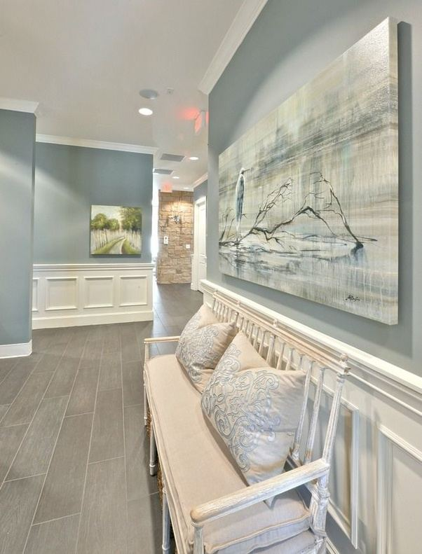 What Wall Color Matches With Gray Flooring Quora