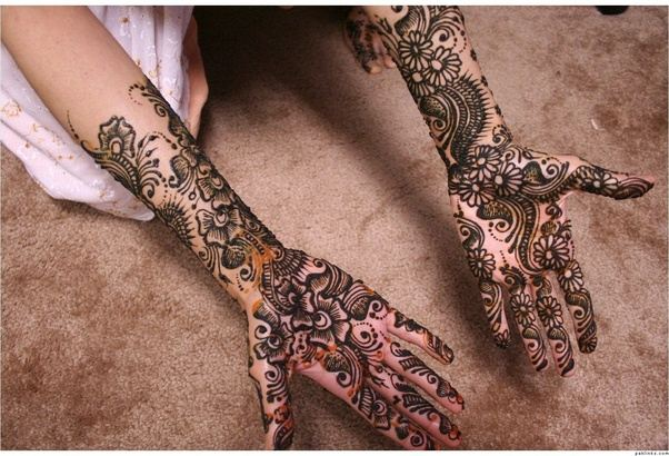 what are the meanings of henna tattoos quora. Black Bedroom Furniture Sets. Home Design Ideas