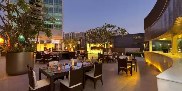 Which is the best restaurant to have a 39 candle light for Terrace restaurants in bangalore