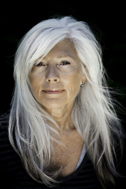 I Am Over 60 With Long Hair Recently At A Salon A Woman About My Age Said Older Women Should Not Have Long Hair Is She Right Quora