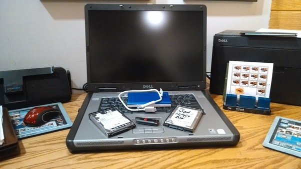 What is the difference between a laptop that has a 1TB HDD and a 8GB
