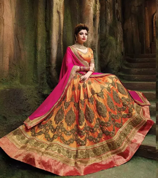 What are some best online stores to buy wedding lehenga in India ...