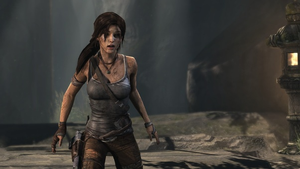 Lara Croft is back in Tomb Raider Reloaded, a free-to-play