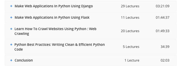 What are the best learning sites for python quora final step build projects on your own more than 100 project ideas are listed below in the answer fandeluxe Gallery