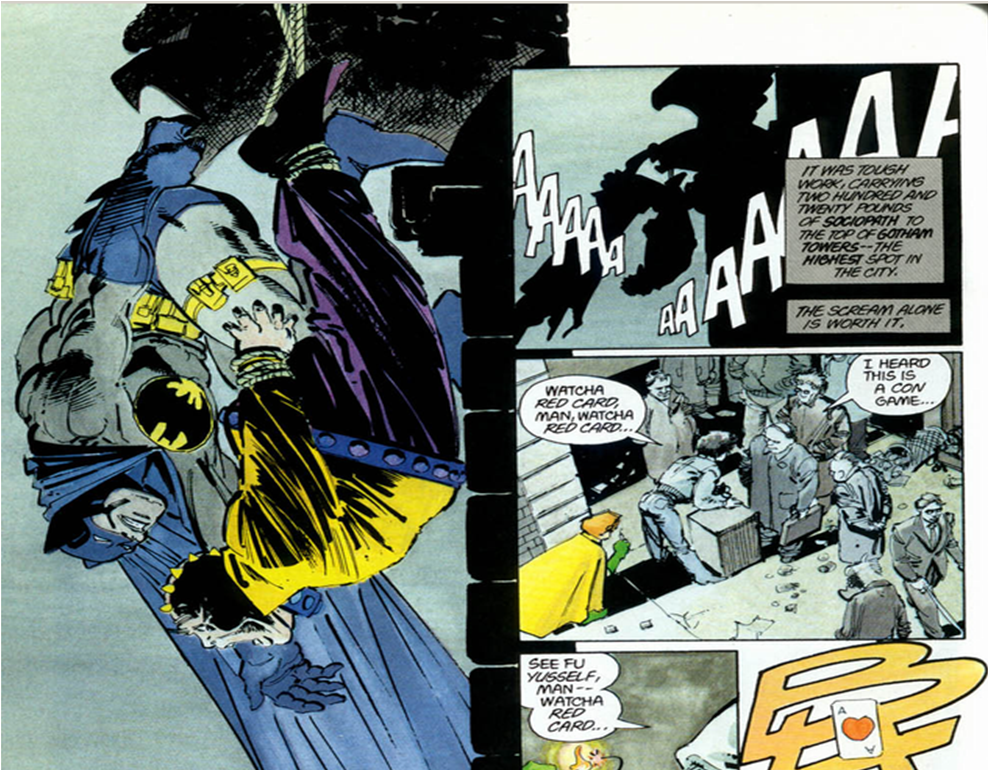 Who dies in Batman Hush? - Quora