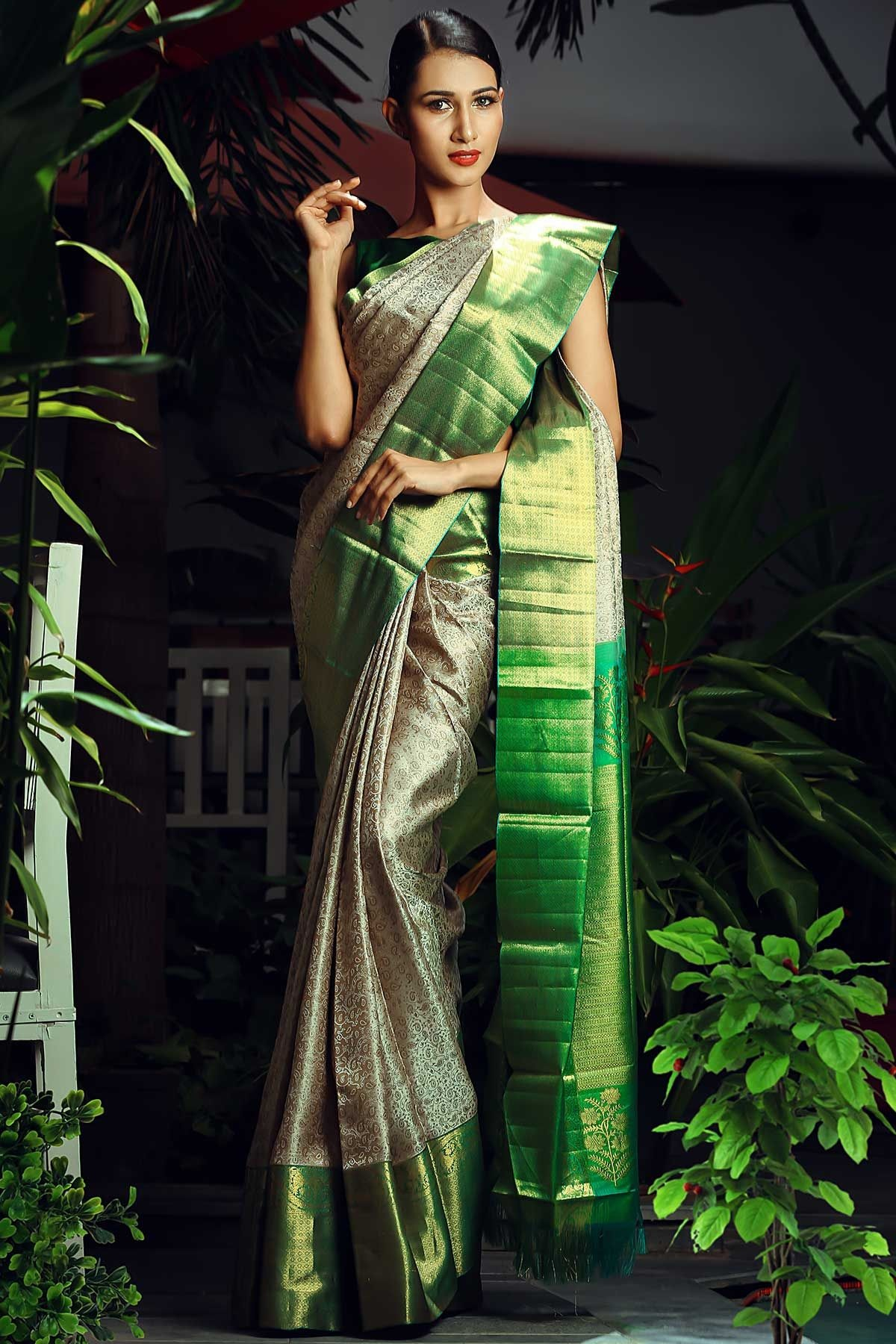5c600433900 Which is the best shop to buy silk sarees in Kanchipuram (wholesale ...