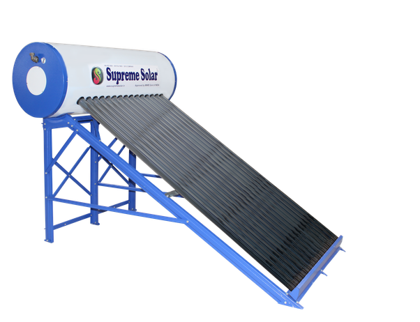 How well does a solar water heater work? - Quora