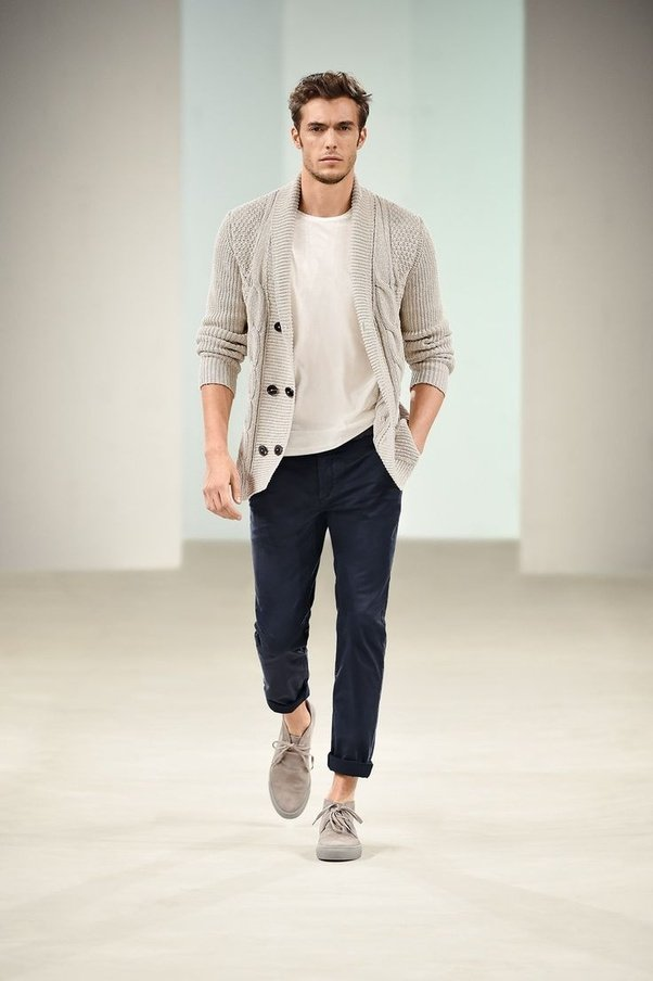 How can a man look stylish in casual clothes? - Quora