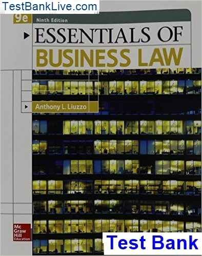 Essentials of business law pdf download.