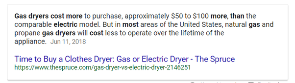 How to tell if my old dryer is gas or electric? I need a