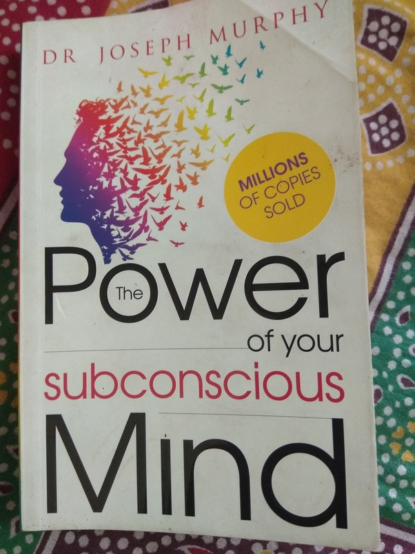 How good is the book 'The Power of Your Subconscious Mind
