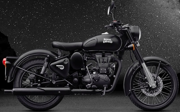 Is The Bullet 350 Classic Available In Matte Black Easily In The