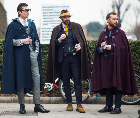 Men In There  S Fashion Coats