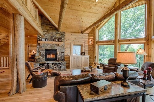 How To Decorate My Living Room Going For Masculine Rustic