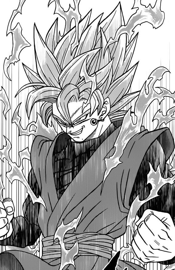 Who would win, Goku Black vs Doomsday? - Quora
